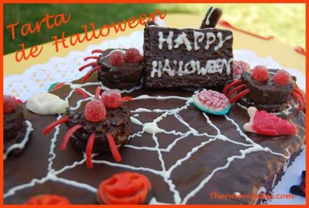 Tarta de Halloween Tarta Halloween