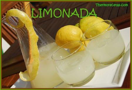 Receta Facil Thermomix Limonada