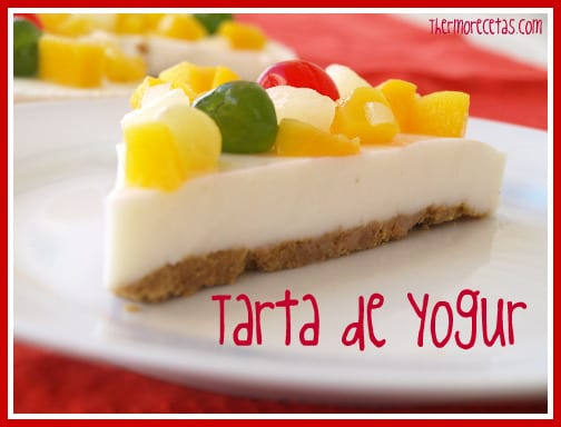 postres con yogurt natural facil