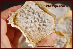 Receta thermomix Navidad Marquesas