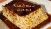 Receta Postres thermomix Flan de huevo al varoma