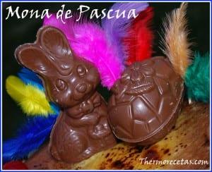 Receta Postres Thermomix Mona de Pascua