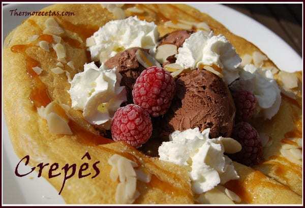 receta thermomix crepes