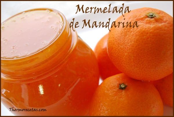 Receta Thermomix Mermelada de Mandarina