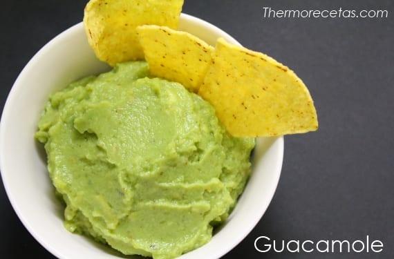 receta de guacamole sencillo