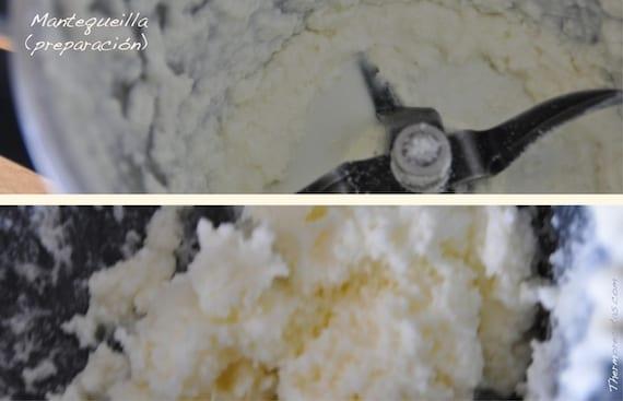 Mantequilla (preparación 1)