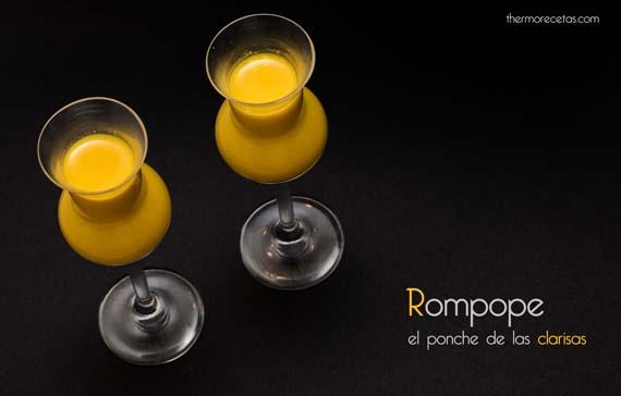 Rompope: el ponche de las clarisas
