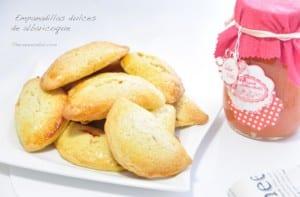 Empanadillas dulces de albaricoque