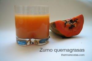 zumo quemagrasas