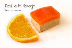 Paté a la naranja