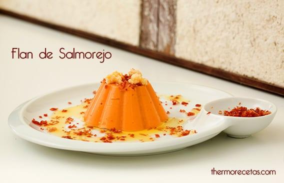 Flan-de-salmorejo