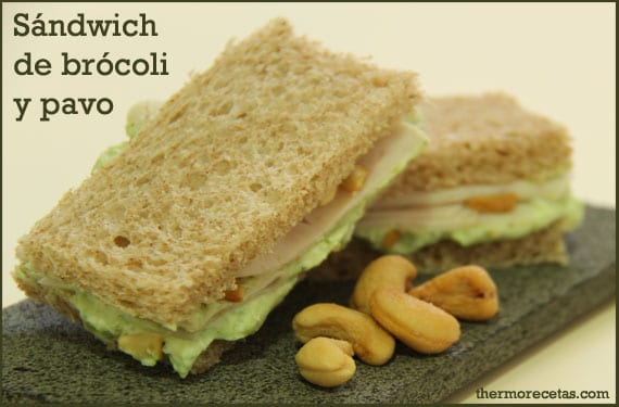 sándwich-de-brócoli-y-pavo-thermorecetas