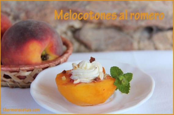 melocotones-al-romero-thermorecetas