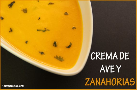 crema-de-ave-y-zanahorias-thermorecetas