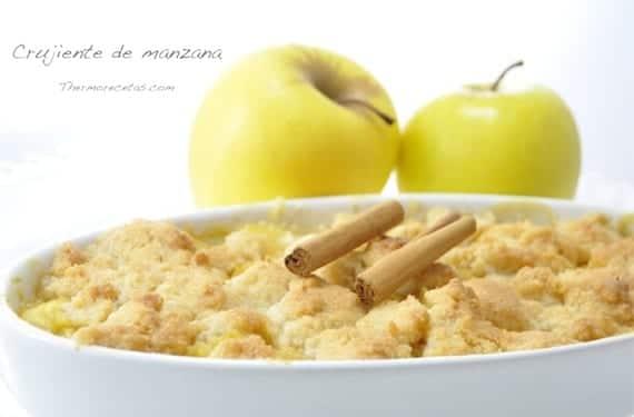 crujiente-de-manzana