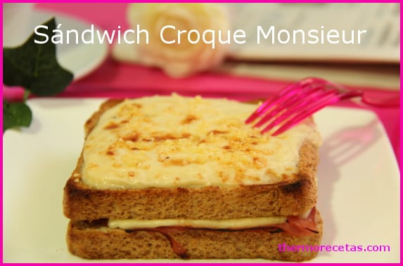 sándwich-croque-monsieur-thermorecetas