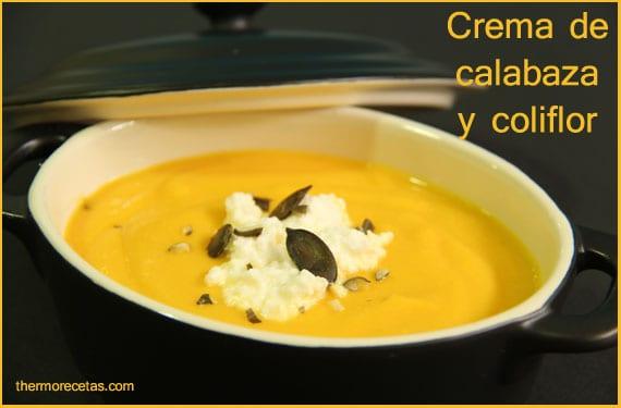 crema-de-calabaza-y-coliflor-thermorecetas