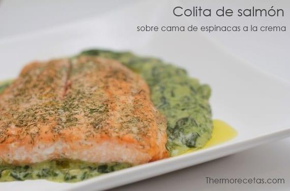 Salmón_espinacas_crema