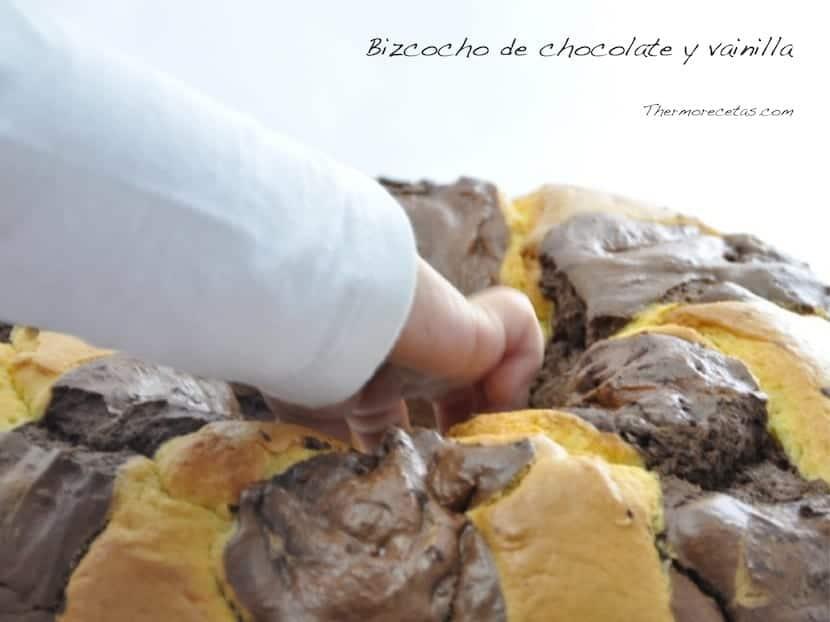 bizcocho-de-chocolate-y-vainilla