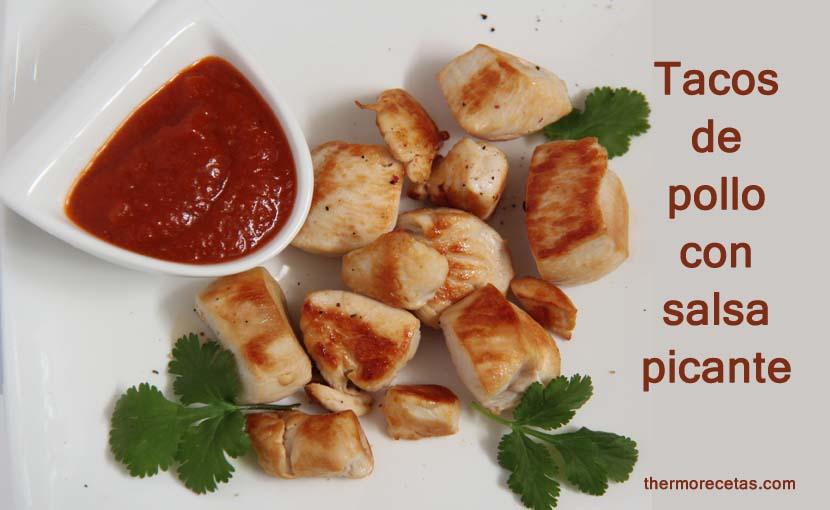 tacos-de-pollo-con-salsa-picante-thermoreceta