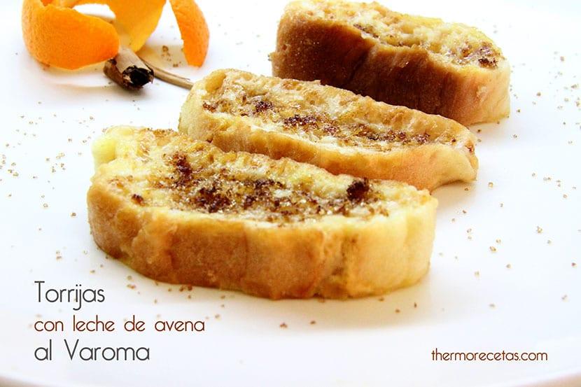 torrijas-avena