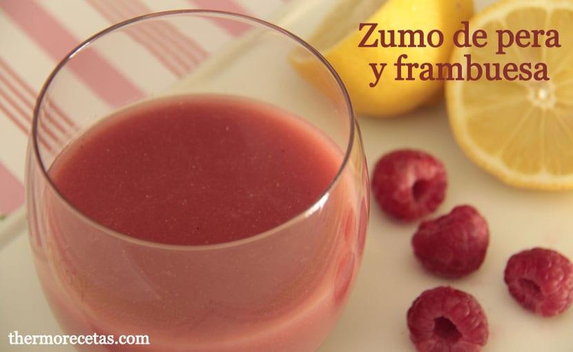 zumo-de-pera-y-frambuesa-thermorecetas