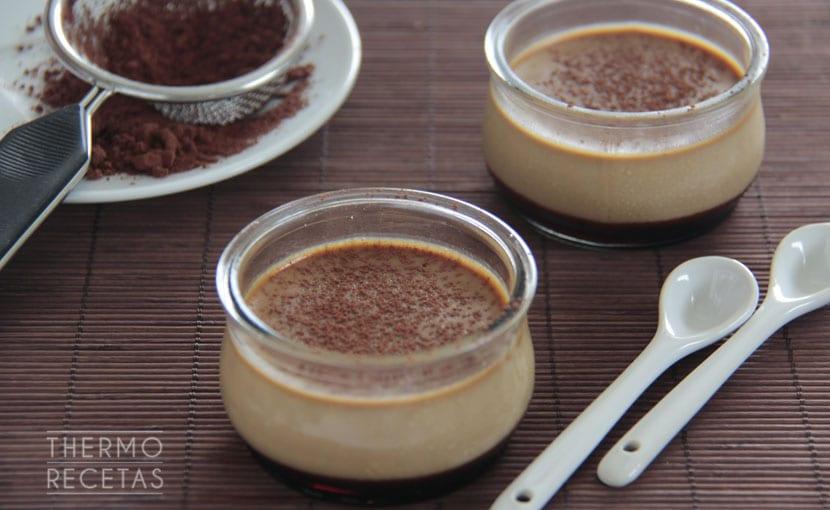 Crema de café y brandy