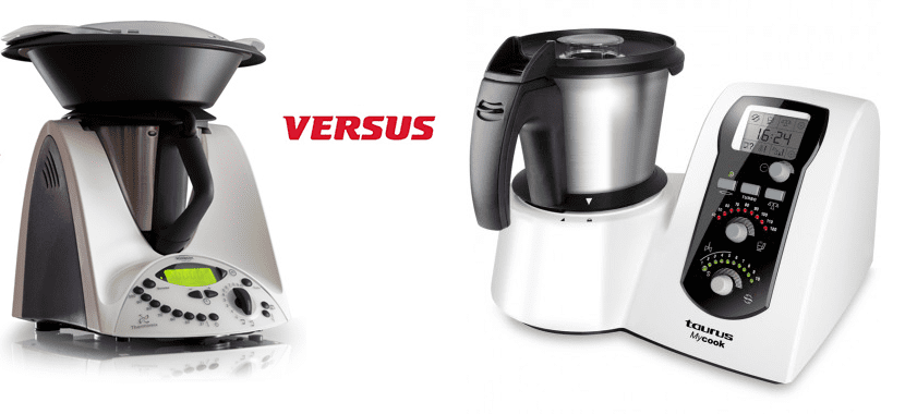 ¿Mejor Thermomix o MyCook?