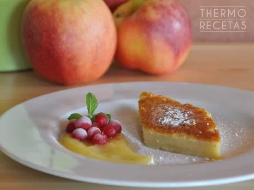 Postre-de manzana