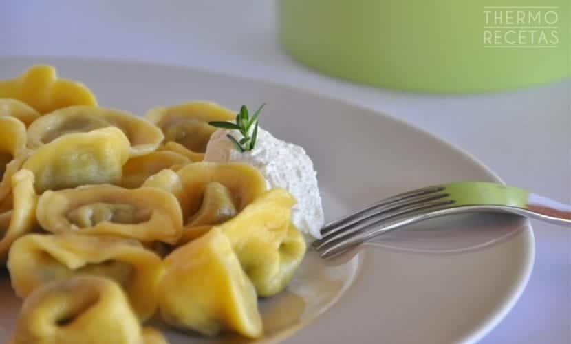 pasta-fresca-de-morcilla-y-cebolla-caramelizada