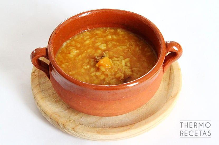 arroz-pollo-calabaza
