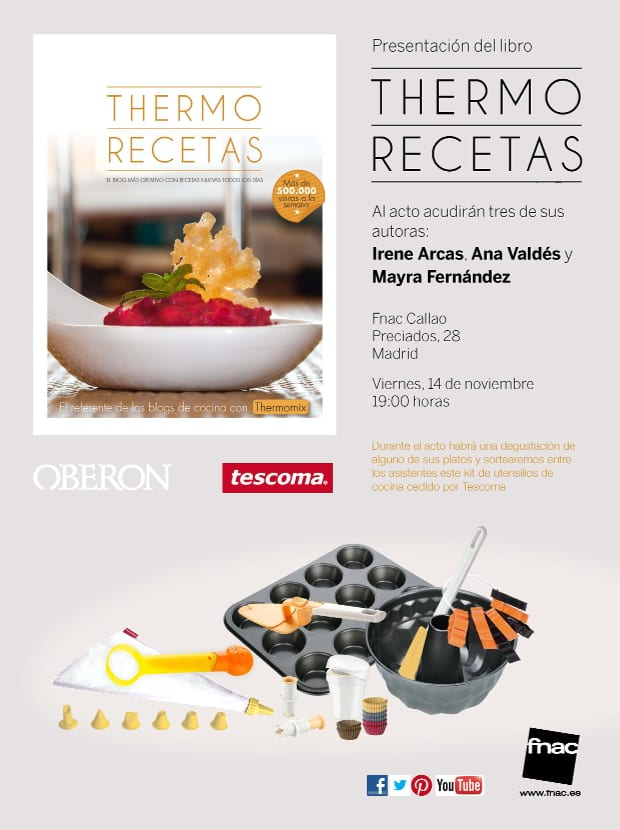 invitación FNAC Madrid2