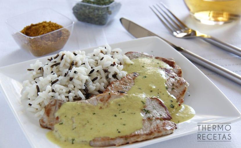 lomo-de-cerdo-con-salsa-de-curry-thermorecetas