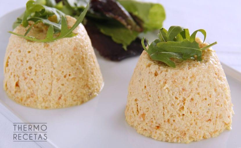 flanes-de-zanahoria-y-coliflor-thermorecetas