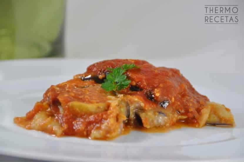 melanzane alla parmigiana Thermomix
