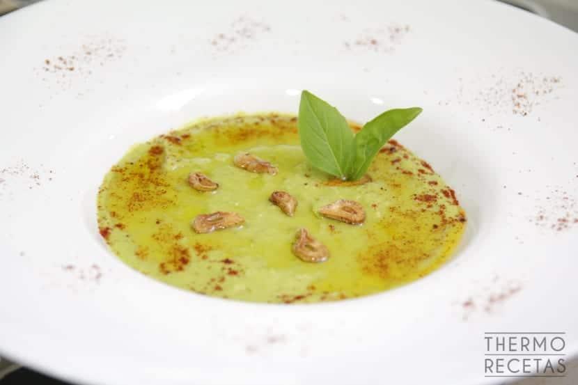 Hummus guisantes