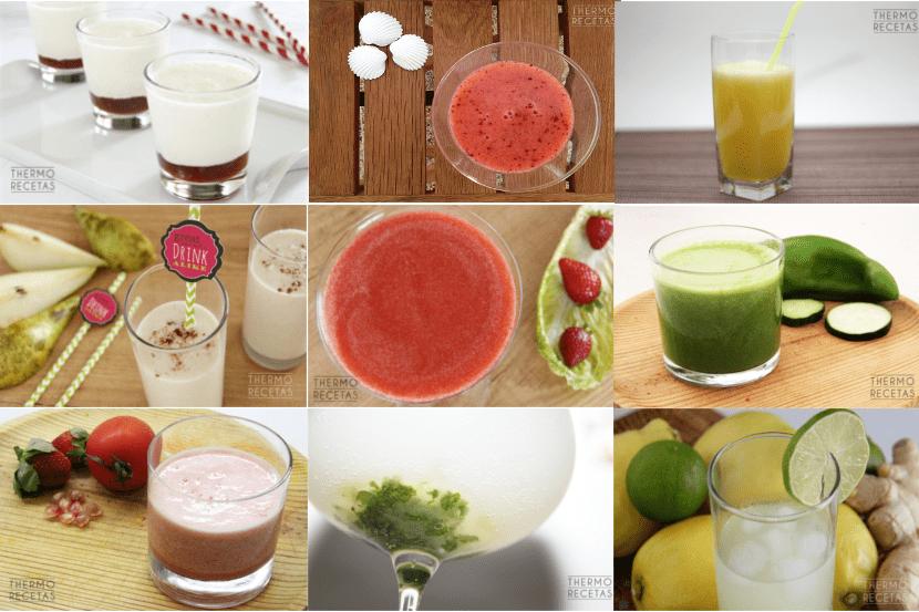 9 bebidas refrescantes