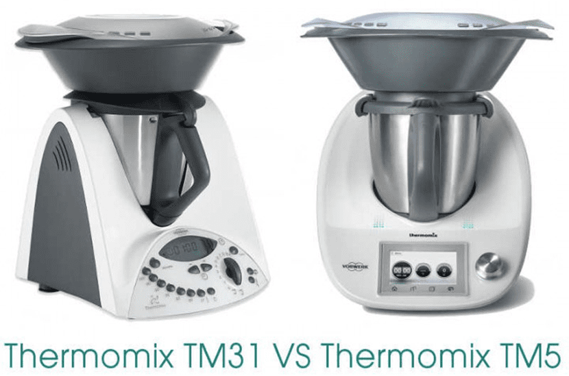 thermomix tm31 vs thermomix tm5
