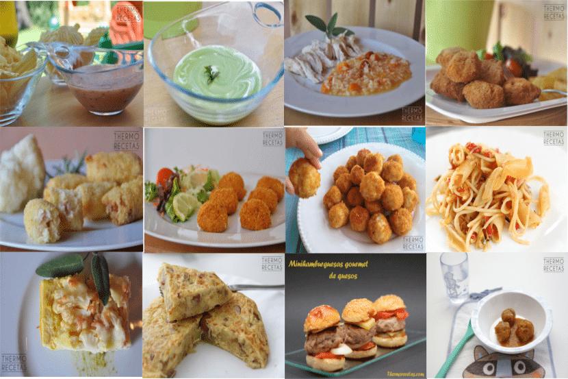 Recetas de cocina de la 2