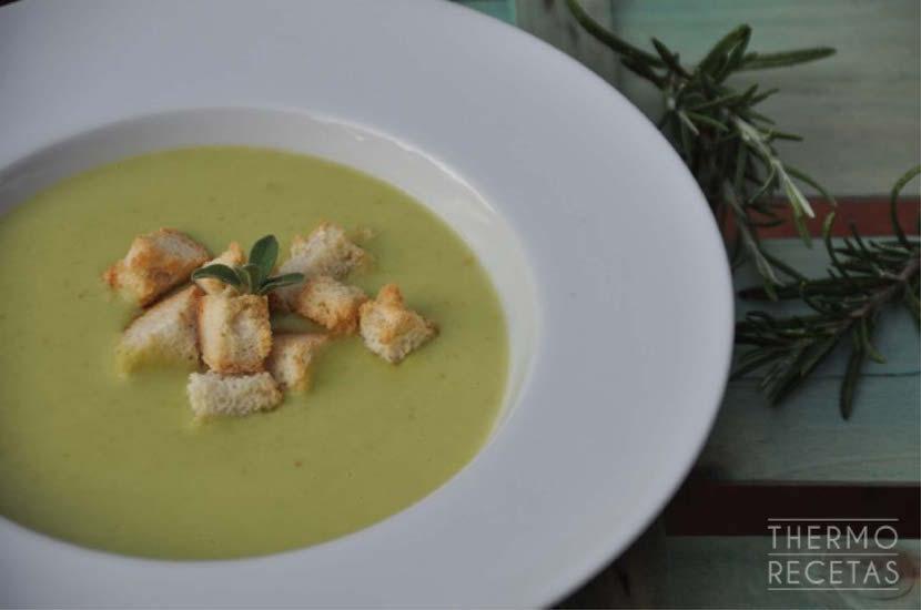 crema-de-judias-calabacin-y-verdes
