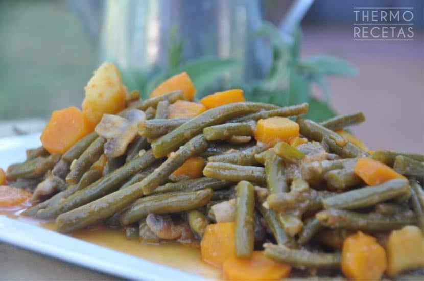 Hermoso como cocinar judias verdes im genes receta - Como hacer judias verdes ...