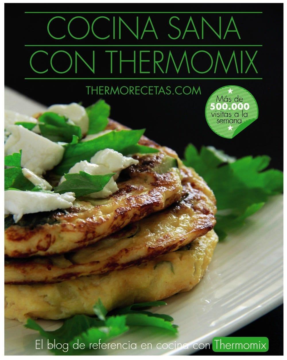 Libro cocina sana con thermomix 100 recetas sanas y sabrosas for Cocina saludable en 30 minutos thermomix