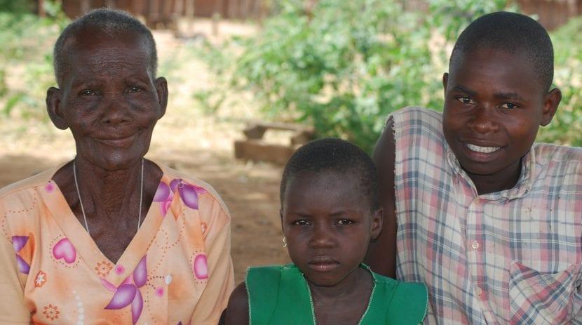 Familia Mozanbique