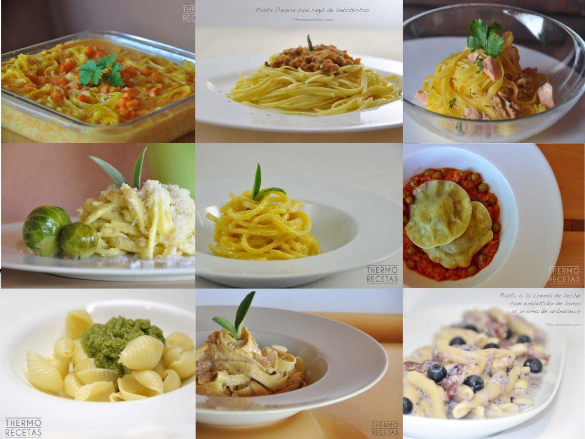 9 Salsas Para Pasta