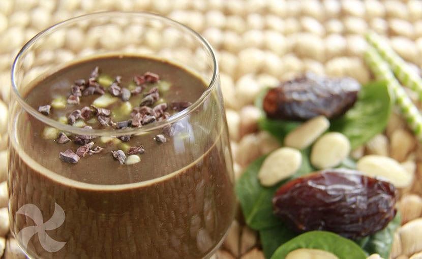 Batido Fitness De Cacao