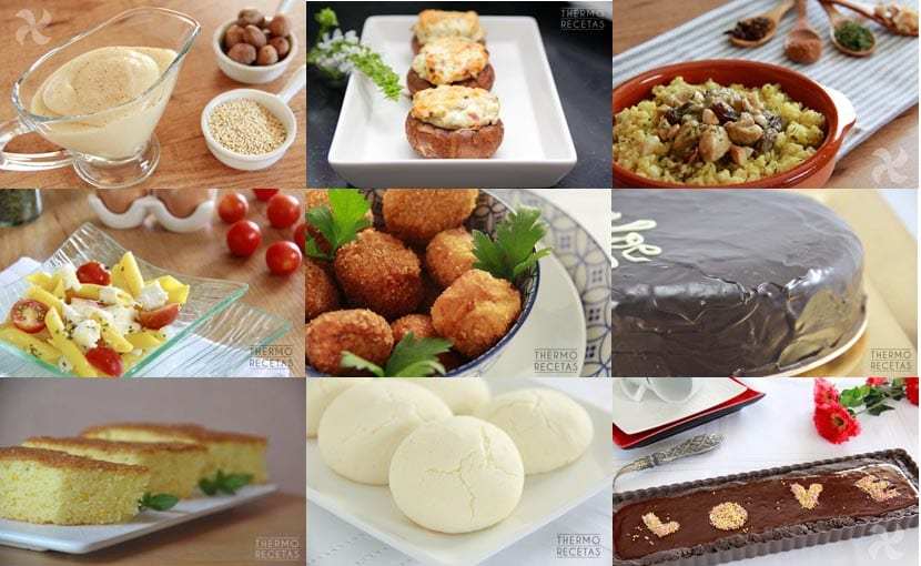 9 Recetas Sin Gluten