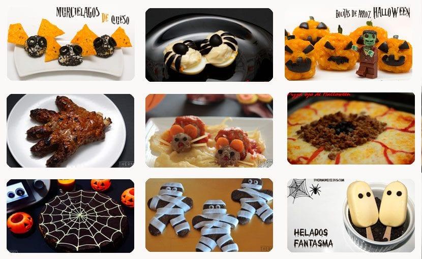 Bebidas y recetas para Halloween o la Víspera de Todos los Santos