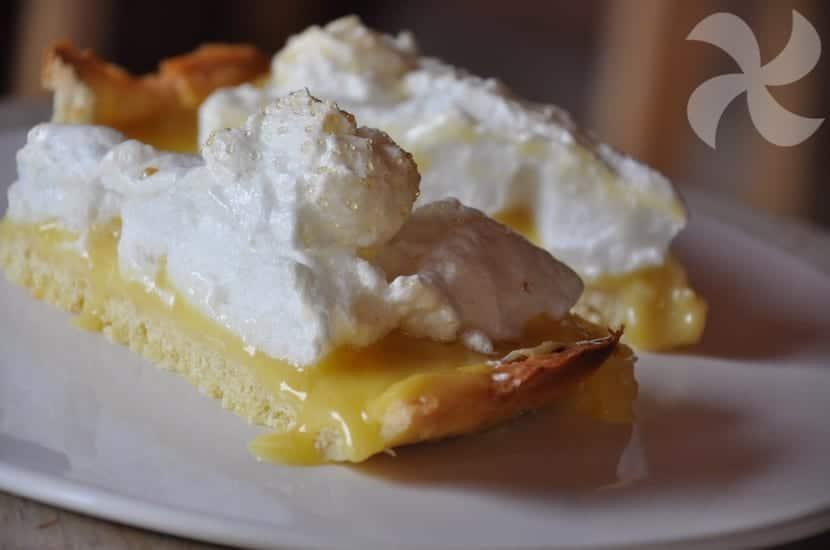 Crostata de naranja y una idea para Halloween