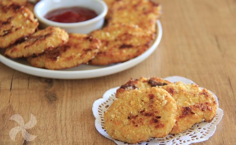 Nuggets de coliflor recetas thermomix - Alternativas thermomix ...
