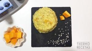 Risotto de Calabaza y Parmesano